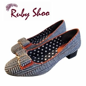 RUBY SHOO June Court Shoes